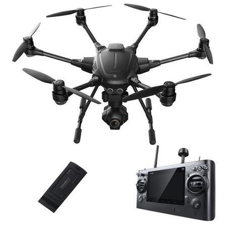 Yuneec Typhoon H Advanced 4K Camera Drone Ready To Fly