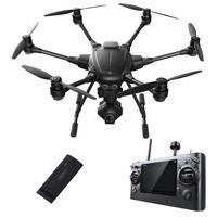 Yuneec Typhoon H Advanced Ready To Fly 4K UHD Camera Drone With 3 Axis Gimbal Smart GPS Flight Modes Return To Home & Sonar Collision Avoidance