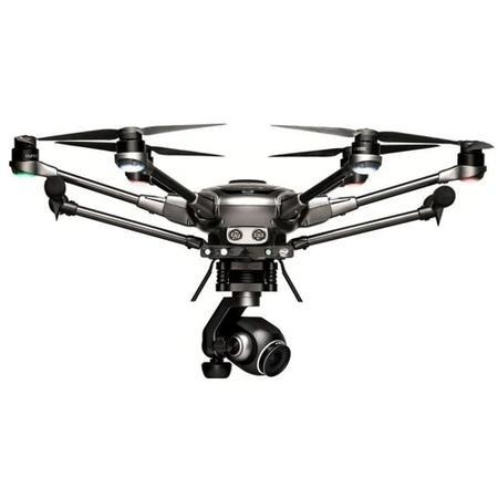 Yuneec Typhoon H Plus with C23 Camera and Intel RealSense - 2 Batteries and Backpack