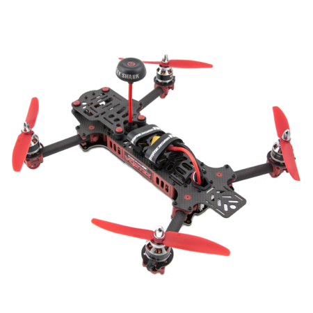 ImmersionRC Vortex Receiver Ready 285 Carbon Fiber Racing Drone