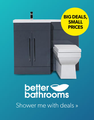 Cyber Monday Better Bathrooms