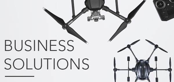 Drones business solutions