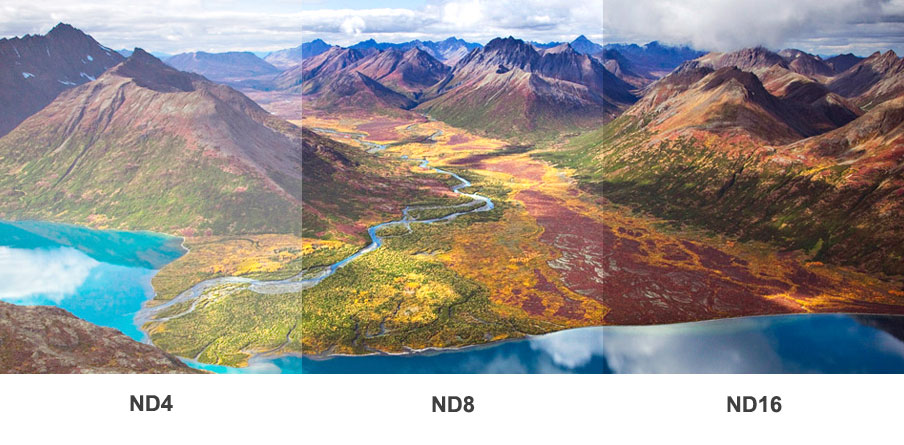 ND Filter Comparisons