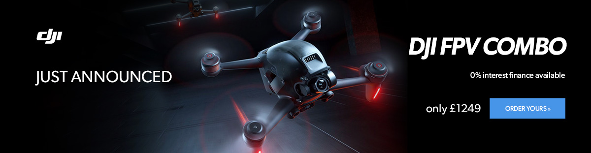 DJI FPV Drone - Order yours Now