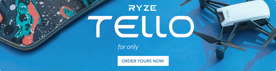 Ryze Tello Powered by DJI
