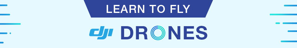 learn to fly a drone