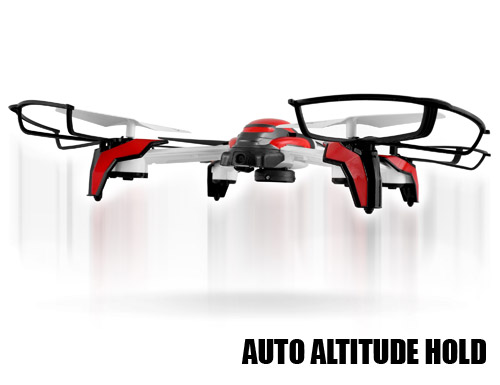 Altitude Hold Technology