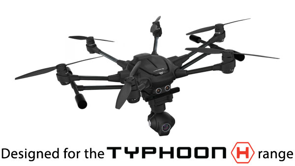 ProFlight backpack for Yuneec Typhoon H range
