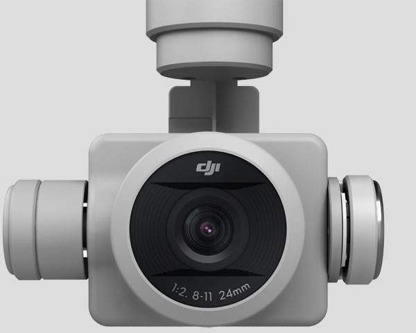 DJI Phantom 4 Pro+ 20MP CMOS camera sensor