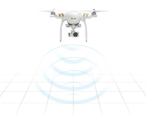 phantom 3 pro features indoor mode